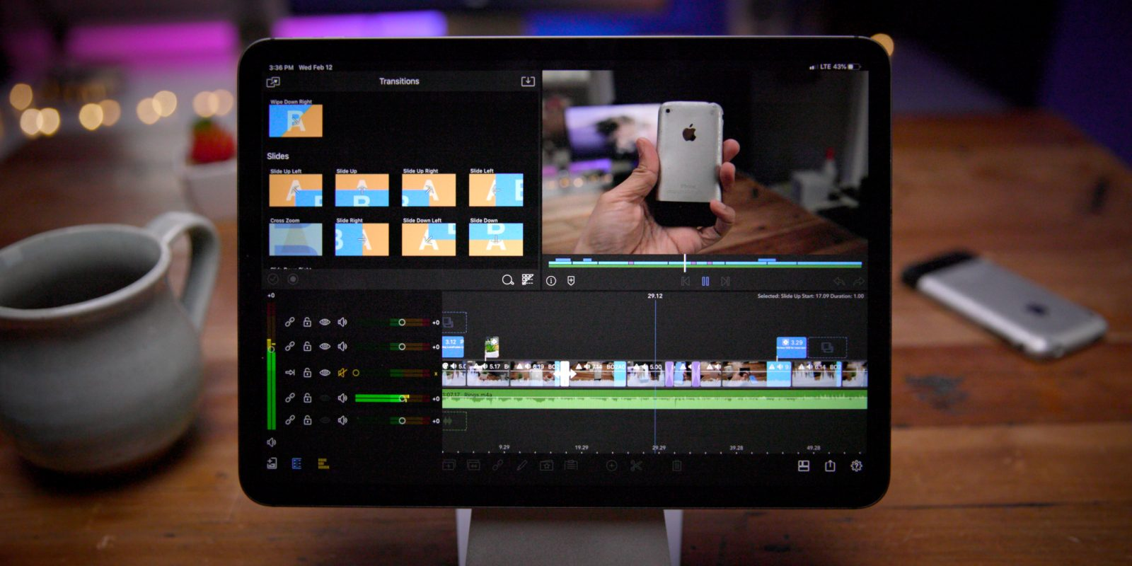Возможно на iPad появится Final Cut Pro, Logic Pro и Xcode   BERRYBLOG