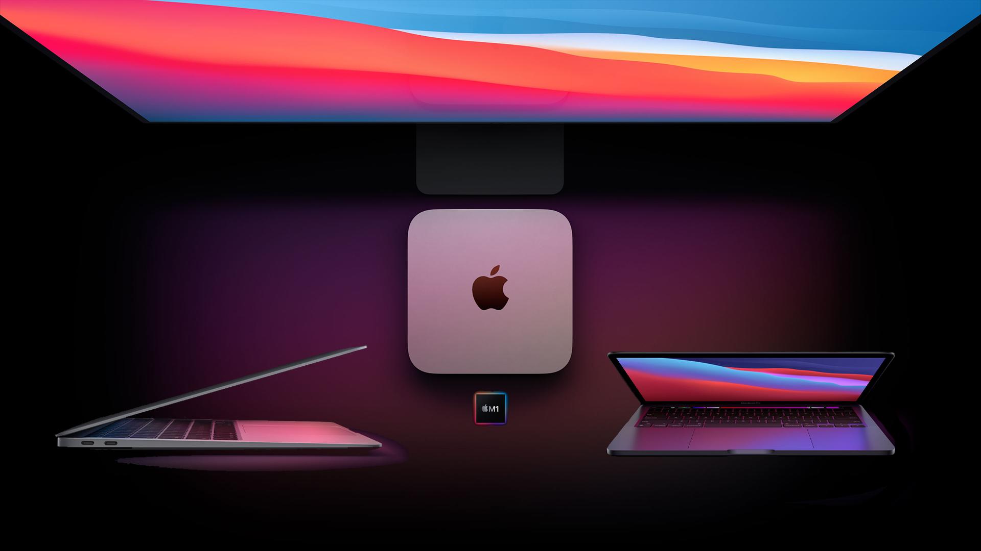 Как войти в режим восстановления на компьютерах с процессором Apple M1